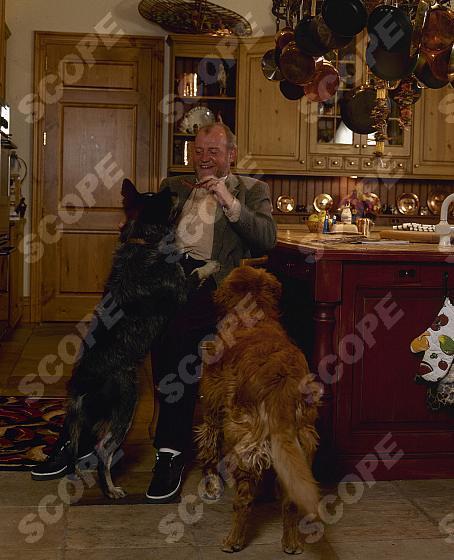 Joe Cocker at his Colorado ' Mad Dog Ranch ' - 2003