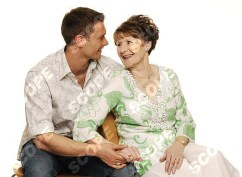 JOHN PARTRIDGE AND MUM BIRDIE - 2010 74558IS MUST CREDIT INSIDE SOAP/SCOPEFEATURES.COM NOT TO BE USED WITHOUT PERMISSION