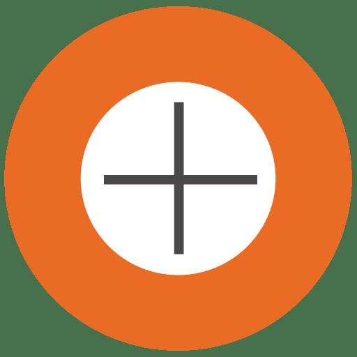 Scope crosshair