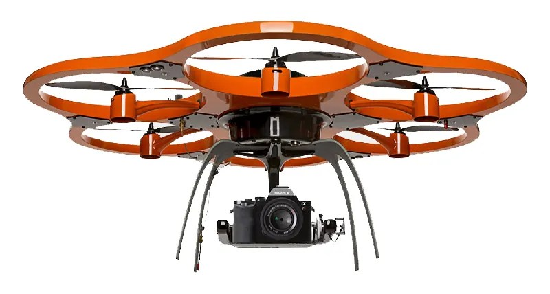 Airbot Aerial Surveying Drone