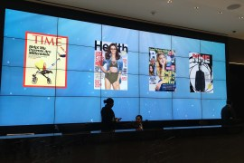 Time Inc. entrance