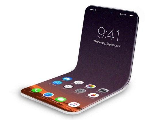 iphone that opens like a book