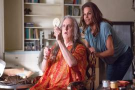 Transparent - Jeffrey Tambor as Maura, actress Alexandra Billings