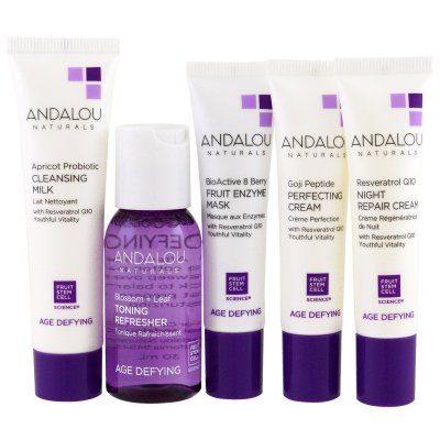 Andalou Naturals Age Defying with Resveratrol Q10 plant stem cells