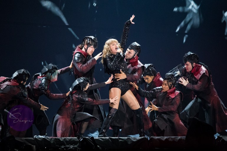Taylor Swift Rogers Center 2018