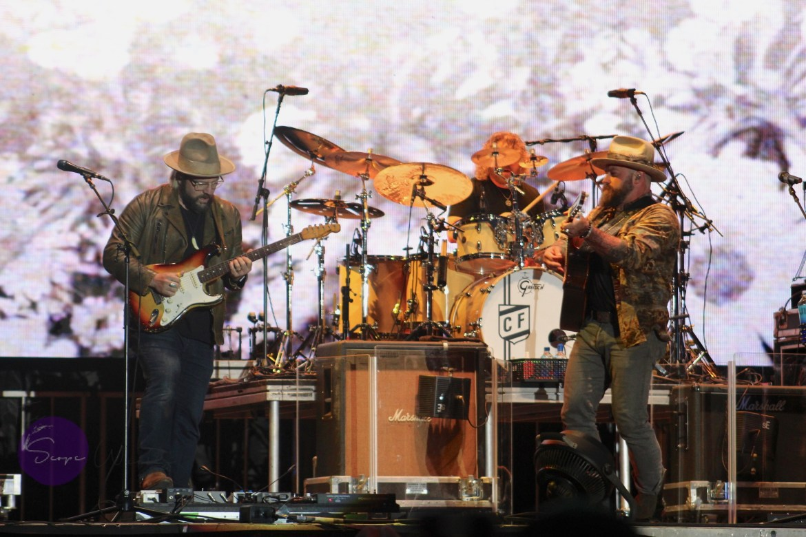 ZAC Brown Band - Aspen- JAS, Copyrighted Scope Weekly 2018