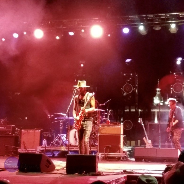 Gary Clark Jr. Gasparilla Music Festival 2019 - copyrighted Scope Weekly