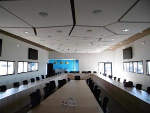 Aménagement de bâtiments du secteur administratif