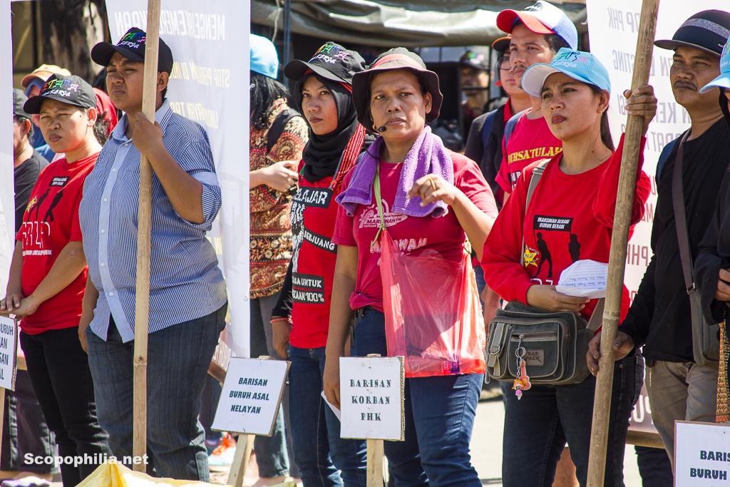 Upacara buruh perempuan -6940