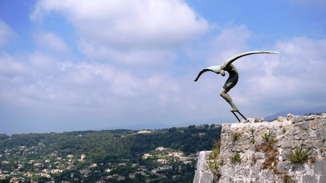 Saint-Paul-de-Vence : arte contemporanea
