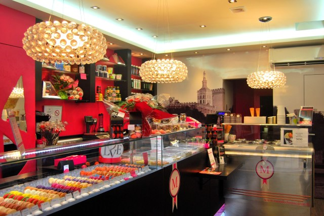 Cosa mangaire in Provenza: Macarons