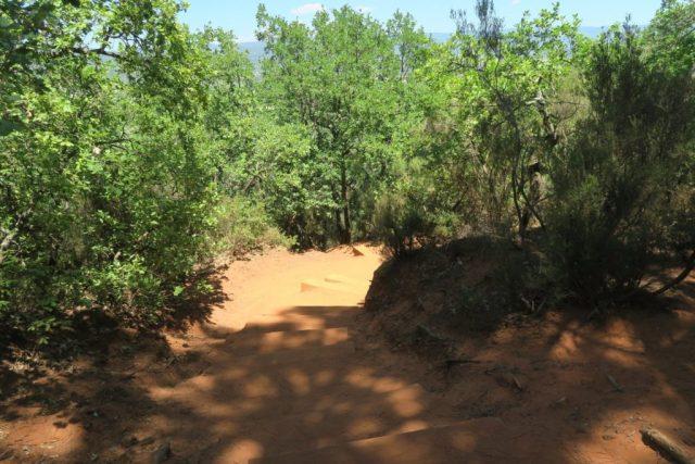 Roussillon: il Sentiero dell'ocra