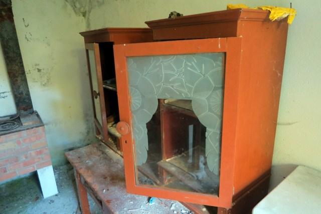 Fumegai : le case abbandonate