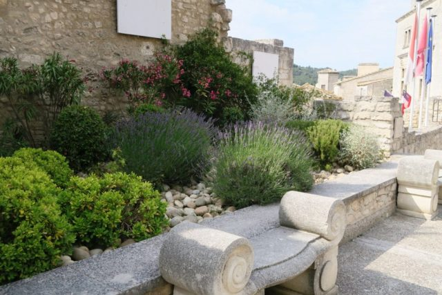 Angolo tranquillo di Les Baux-de-Provence