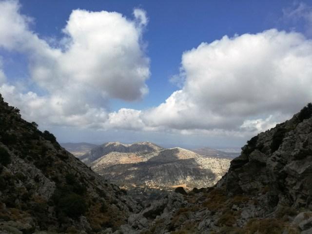 Naxos: il monte Zas