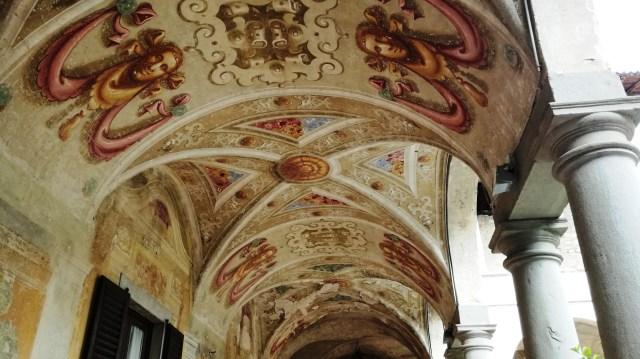 Il castello di Cavernago o Martinengo Colleoni