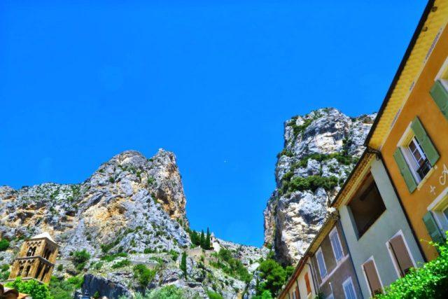 Itinerario di 7 giorni in Provenza: Moustiers-Sainte-Marie