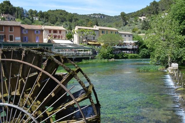 Itinerario di 7 giorni in Provenza: Fontaine de Vaucluse