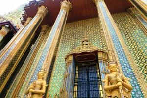 Il Gran Palazzo Reale e il Tempio del Buddha di smeraldo