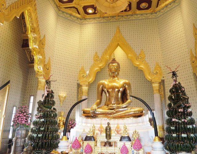 Cosa vedere a BANGKOK: il WAT TRAIMIT