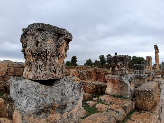 sito archeologico di Jerash