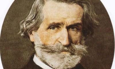 Ritratto Giuseppe Verdi