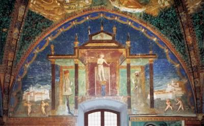 Camera d'Oro Castello Torrechiara