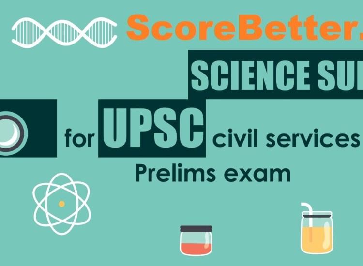 Gen. Science UPSC