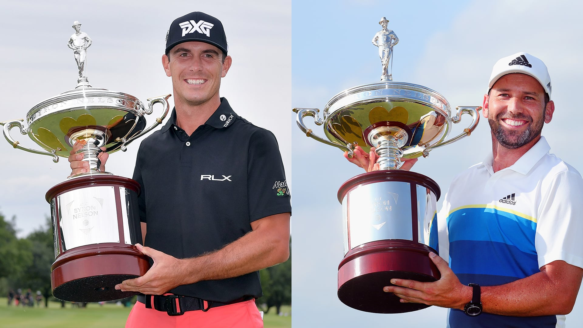 Billy Horschel, Sergio Garcia grouped at AT&T Byron Nelson