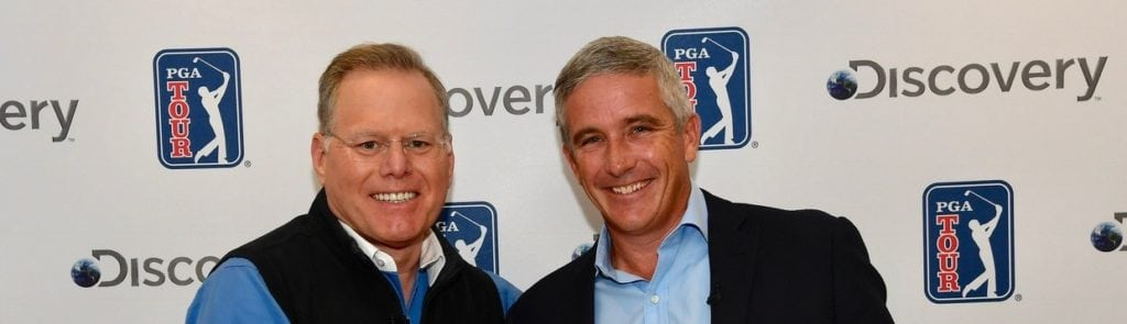 Golf Business News - PGA Tour receives $2 billion for non-US television & digital rights