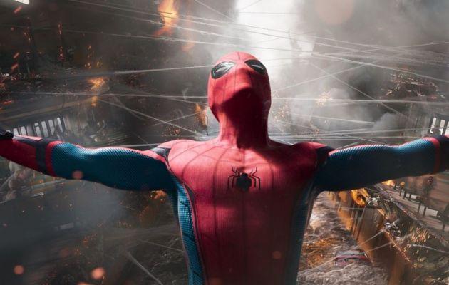 Resenha de Trilha Sonora: SPIDER-MAN: HOMECOMING – Michael Giacchino