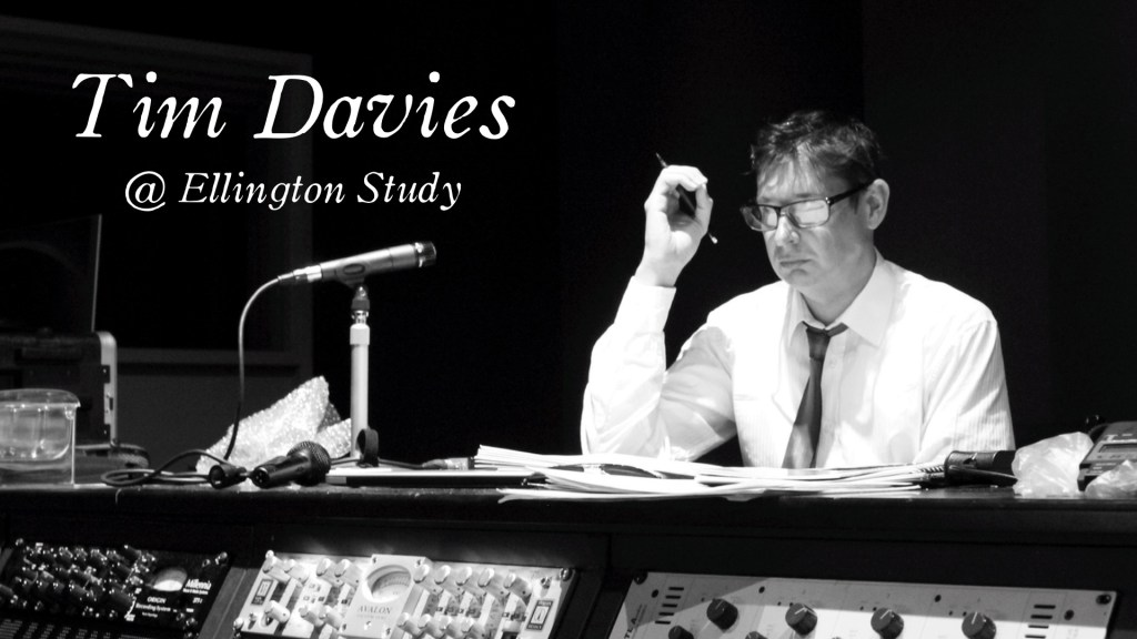 Tim Davies Ellington