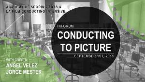 Conducting to Picture