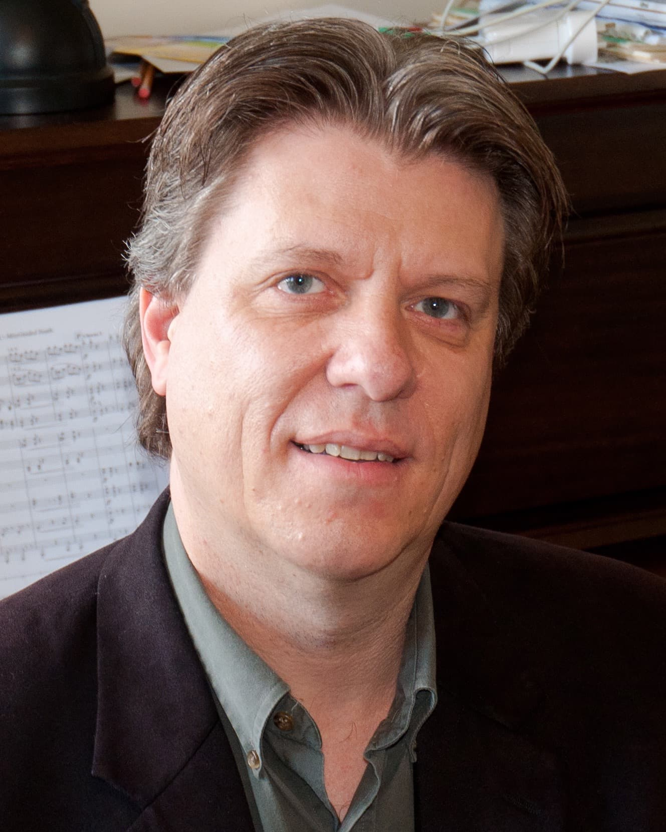 Composer and orchestrator Thomas Goss