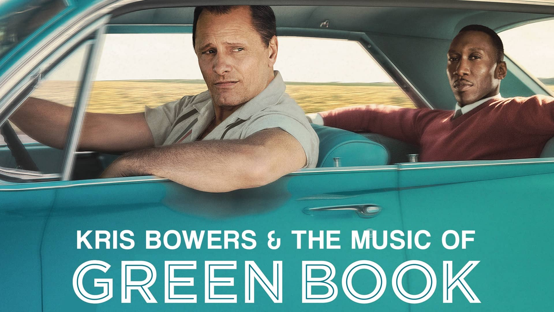 Green Book with Kris Bowers