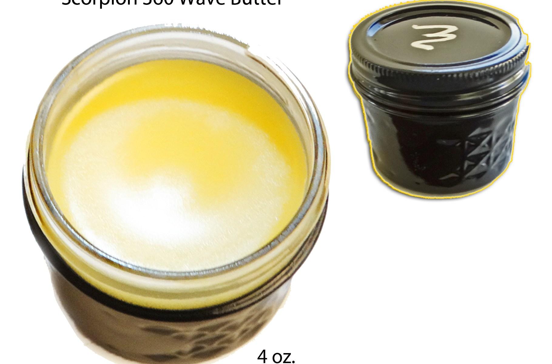 4 oz. Scorpion 360 Wave Butter