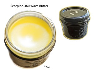 4 oz. Scorpion 360 Wave Butter