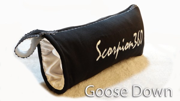 Scorpion 360 Goose Down Carrying Pouch