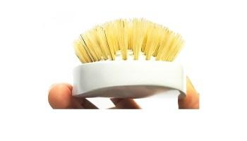 Hard Boar Bristle Cushion Hair Brush