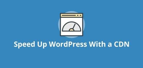 How to Speed Up WordPress with a CDN ― Scotch.io