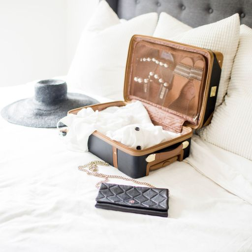 Scotch and the Fox - Life Post Pandemic - Suitcase - Image via Social Squares