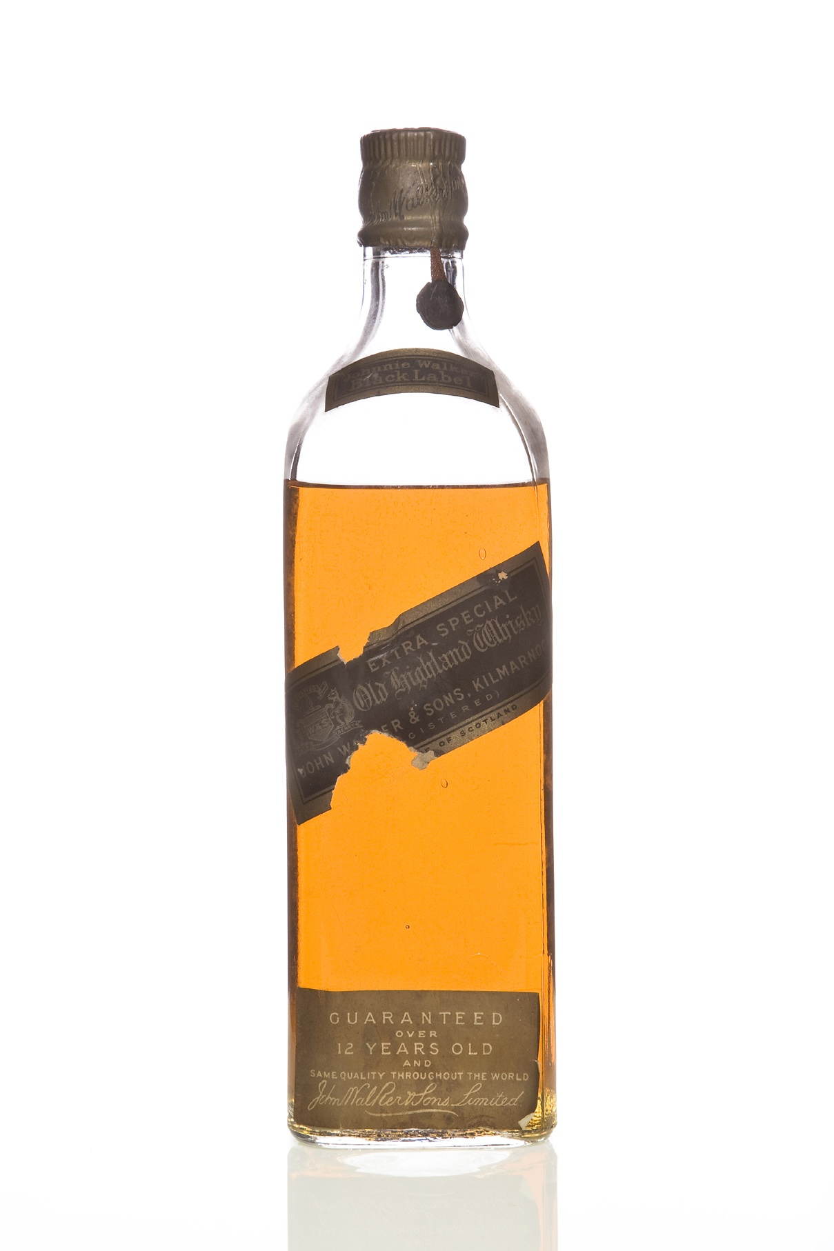 Black Label from 1920