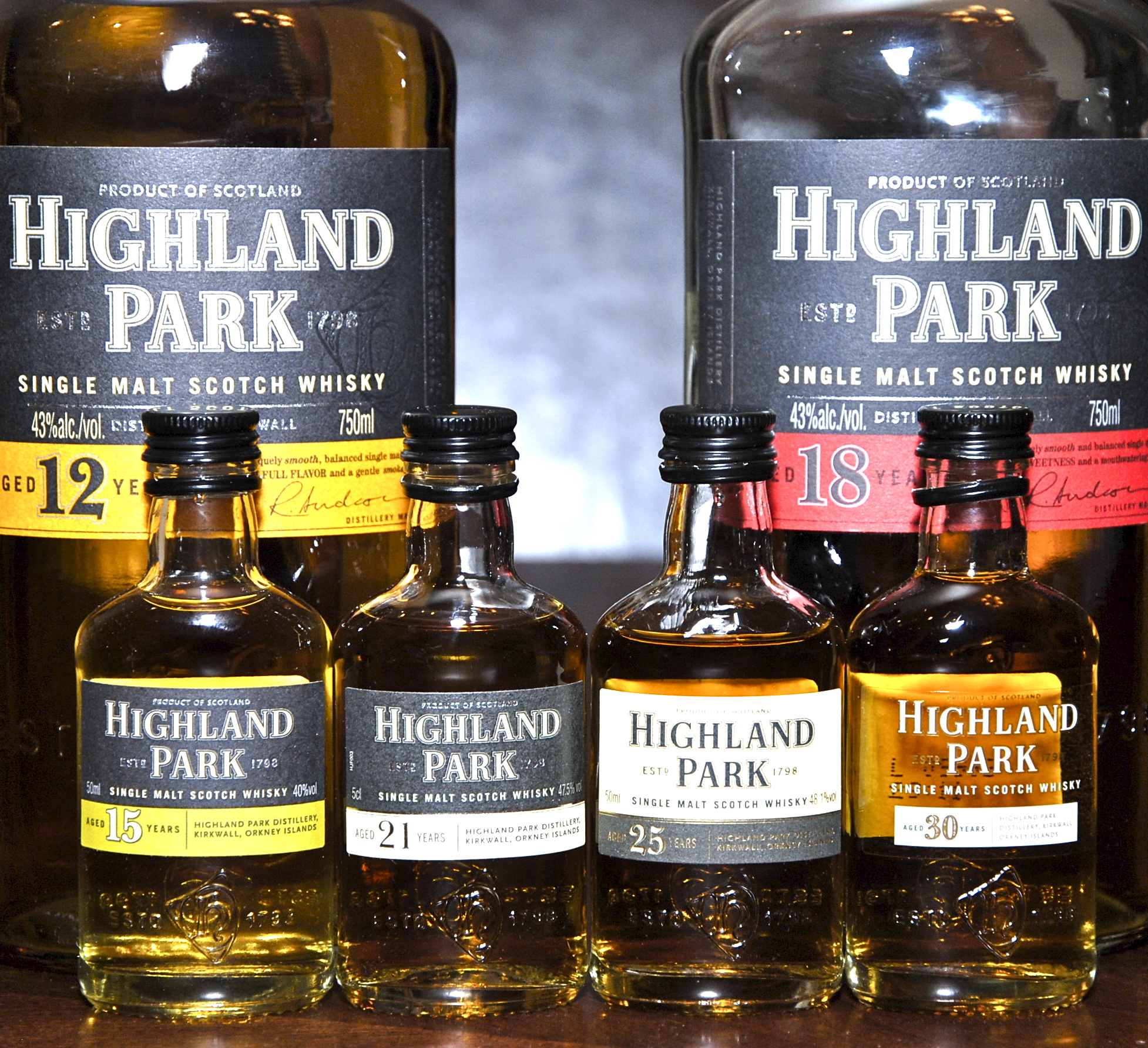 Highland Park lineup