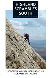 Highland Scrambles South - SMC Guide Book Cover