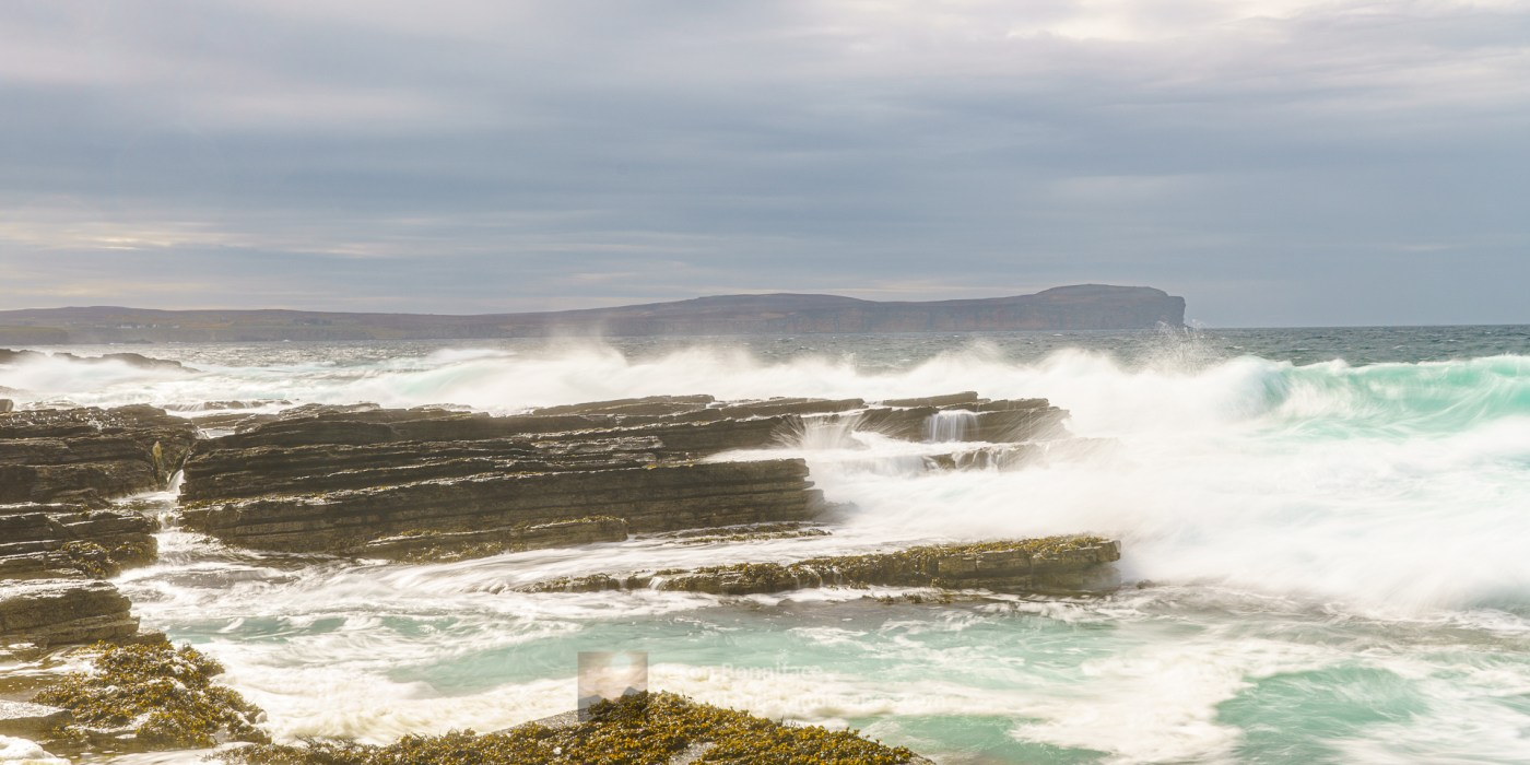Saturday Afternoon - Choppy Pentland Firth - 2, Caithness