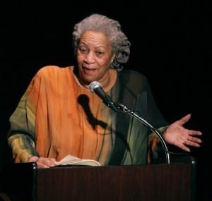 Toni Morrison author extraordinary