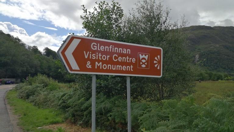 Glenfinnan viaduct indicazioni