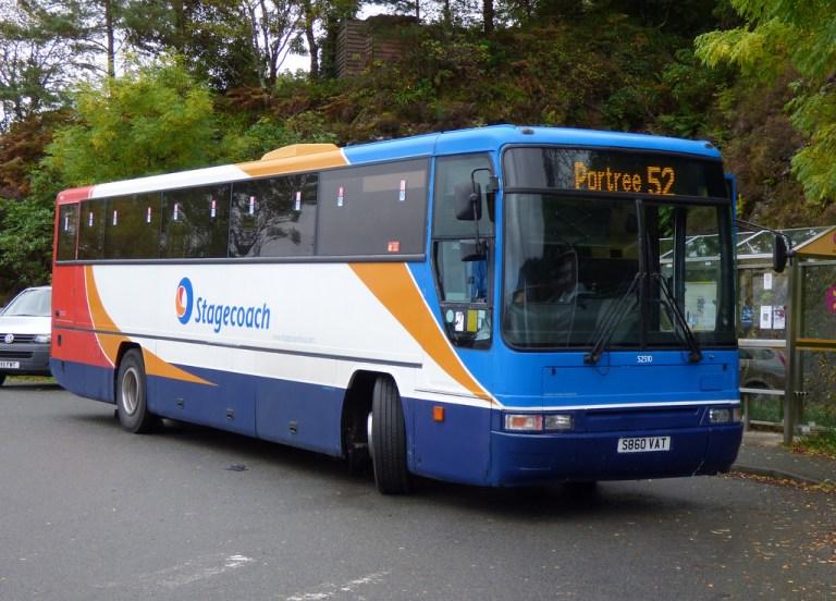 Stagecoach Scotland