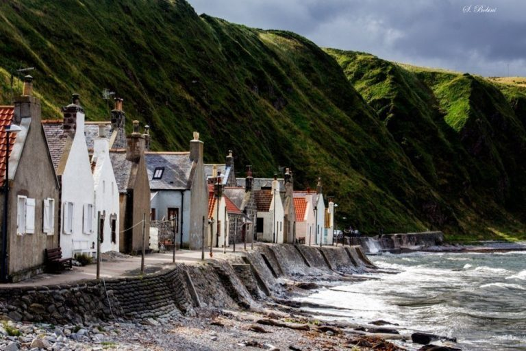 Crovie Scotland