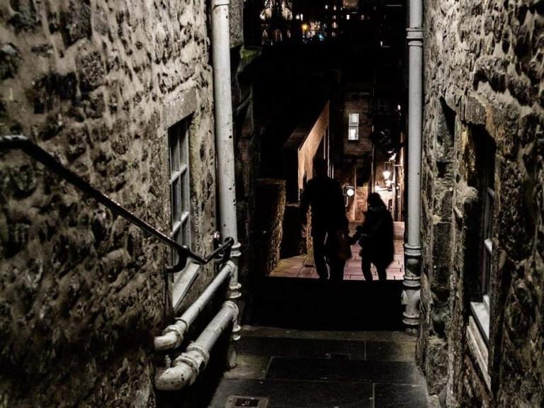 Advocate's Close Misteri Edimburgo